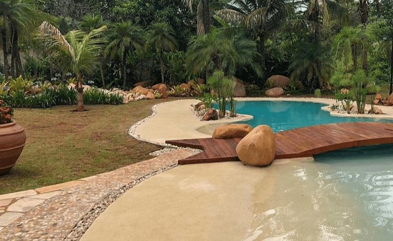 conseils d'architecte et 20 idées pour une plage à la maison